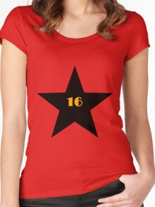16 Tony Nominations Women's Fitted Scoop T-Shirt