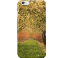 Fruitful Blooms of Spring iPhone Case/Skin