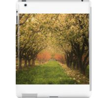 Fruitful Blooms of Spring iPad Case/Skin