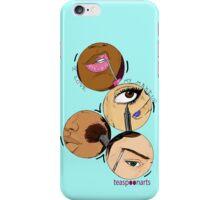 I love my Makeup iPhone Case/Skin
