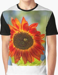Sunflower 5 Graphic T-Shirt