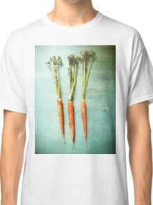Three Carrots Classic T-Shirt