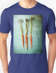 Three Carrots Unisex T-Shirt