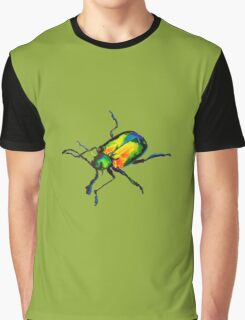 Dogbane leaf beetle Graphic T-Shirt