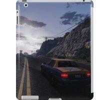 A Long Ride - GTA V iPad Case/Skin
