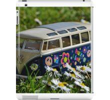 VW in bloom  iPad Case/Skin