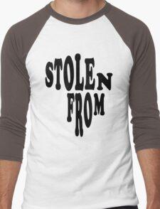 STOLEN FROM AFRICA Men's Baseball ¾ T-Shirt