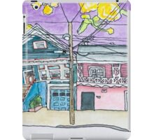 San Francisco Houses #18 iPad Case/Skin