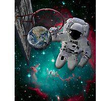 NASA's Basketball Association Photographic Print