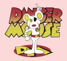 Danger Mouse One Piece - Long Sleeve