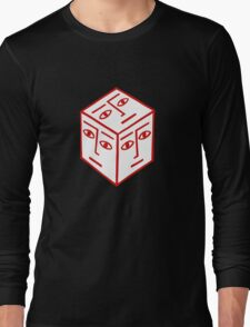 Cube Dude Long Sleeve T-Shirt