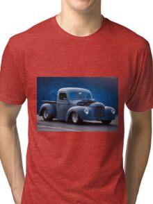International Harvestor Hot Rod Pickup Tri-blend T-Shirt
