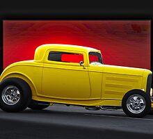 1932 Ford 3 Window Coupe II by DaveKoontz