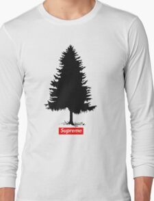 Supreme Tree Long Sleeve T-Shirt