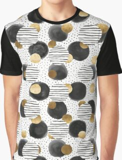 Classy Gold Graphic T-Shirt