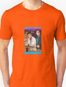 Carpenter Jack Burton & Snake Plissken Unisex T-Shirt