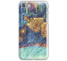 Street Scene West End iPhone Case/Skin