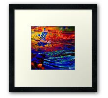 Master of Reality Framed Print