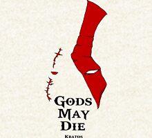 Gods May Die - Kratos Hoodie
