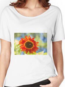 Sunflower 2 Women's Relaxed Fit T-Shirt