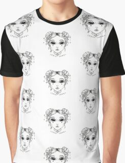 SPACE GRRRL  Graphic T-Shirt