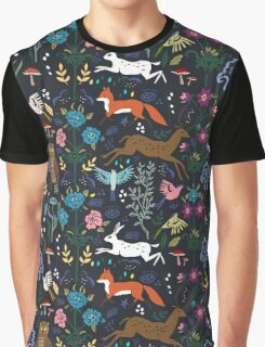 Mystic Forest Graphic T-Shirt