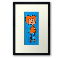 Candy Doll 4 Framed Print