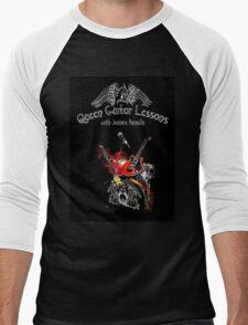James Rundle - Queen Guitar Teacher  Men's Baseball ¾ T-Shirt