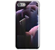 запустелый iPhone Case/Skin