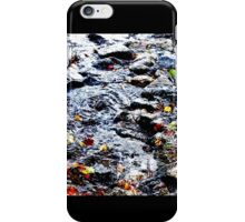 Rocky Leaves iPhone Case/Skin