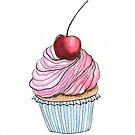 Cupcake by Aleksandra Kabakova
