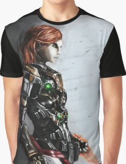 Our Commander Shepard Graphic T-Shirt