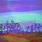 Colorful Landscape by CarolM