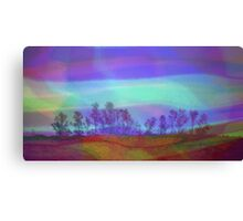 Colorful Landscape Canvas Print