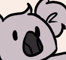 Motivational Koala Sticker
