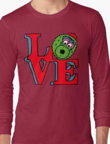 Phanatic LOVE Long Sleeve T-Shirt