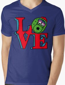 Phanatic LOVE Mens V-Neck T-Shirt