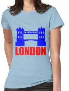 LONDON Womens Fitted T-Shirt