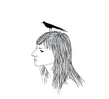 Turn into a Bird Photographic Print