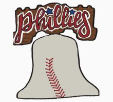 Phillies Bell Kids Tee