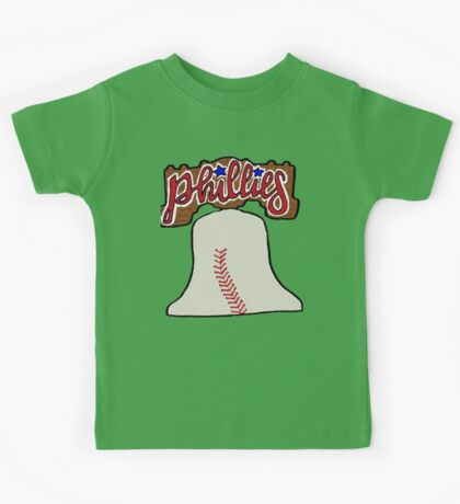 Phillies Bell Kids Tee