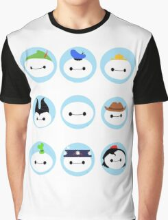 Hats  Graphic T-Shirt