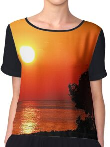 Dawn in the South first series Chiffon Top