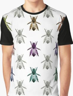 Bee Color Palette  Graphic T-Shirt