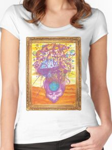 The Mind is the Water Women's Fitted Scoop T-Shirt