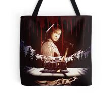 The Horror of Misery Tote Bag