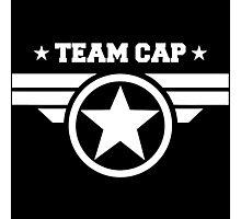 Team Cap Photographic Print