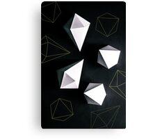 Origami #2 Canvas Print