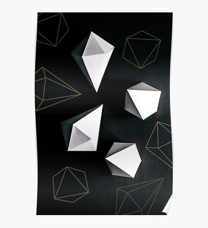 Origami #2 Poster
