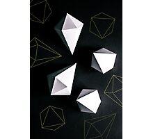 Origami #2 Photographic Print
